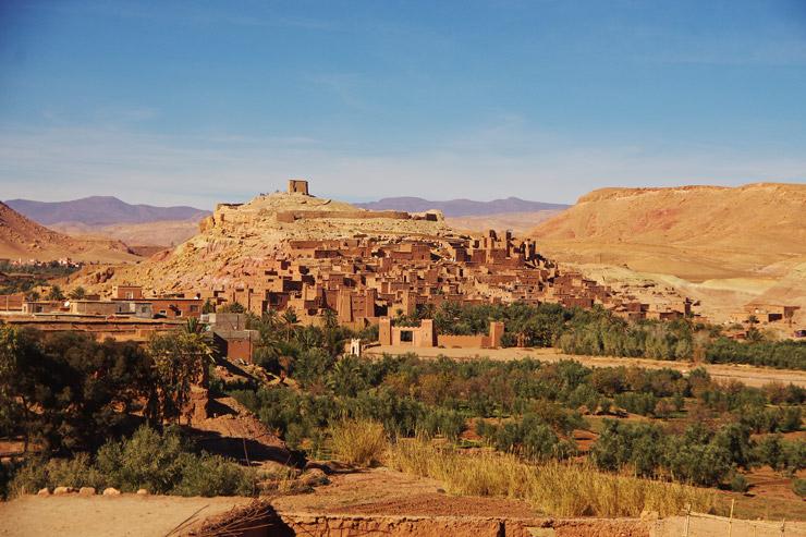 アイット-ベン-ハドゥの集落 | 映画『グラディエーター』のロケ地にもなった世界遺産