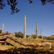 『アクスムの考古遺跡群』とオベリスク | エチオピアの世界遺産