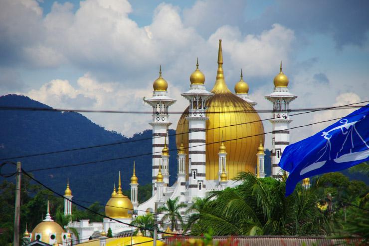 ウブディアモスク(Masjid Ubudiah)