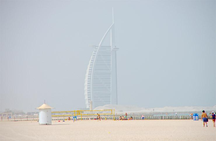 ブルジュ・アル・アラブ(Burj Al Arab)