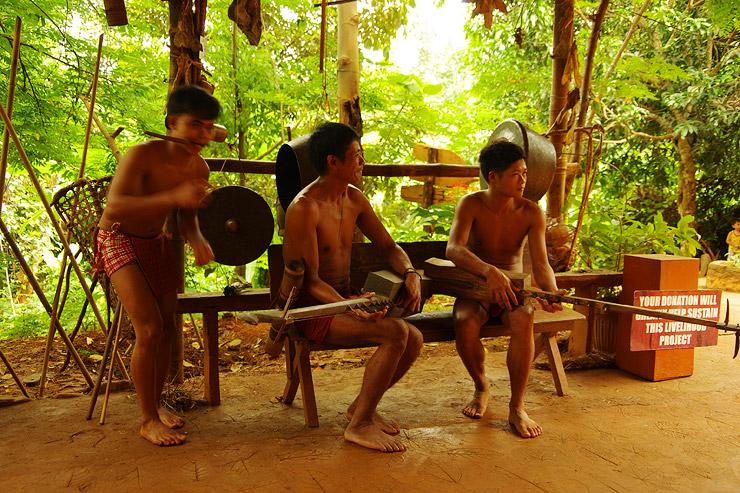 パラワンの原住民