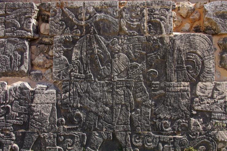 古代都市チチェン・イッツァ