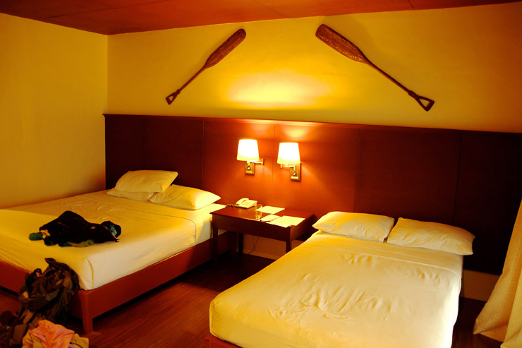 ドスパルマスの部屋