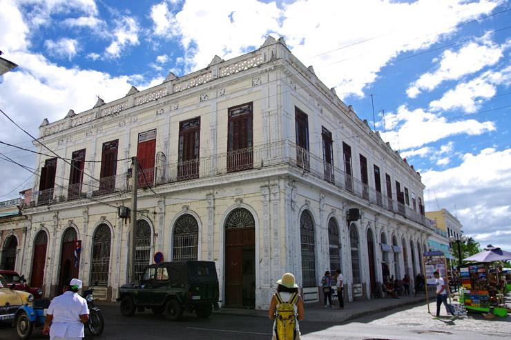 """Edificio """"Cuba-Control"""""""
