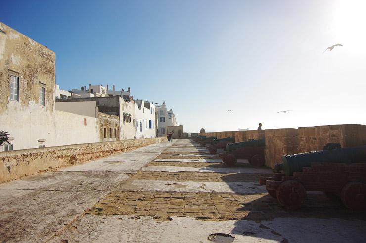 エッサウィラのメディナ(旧名モガドール) | リゾート地としても人気の世界遺産