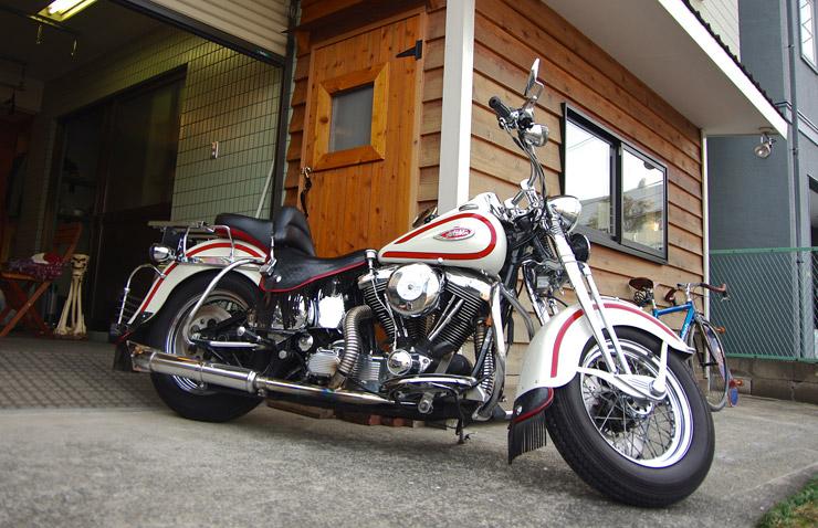 ハーレーダビットソン(Harley-Davidson)