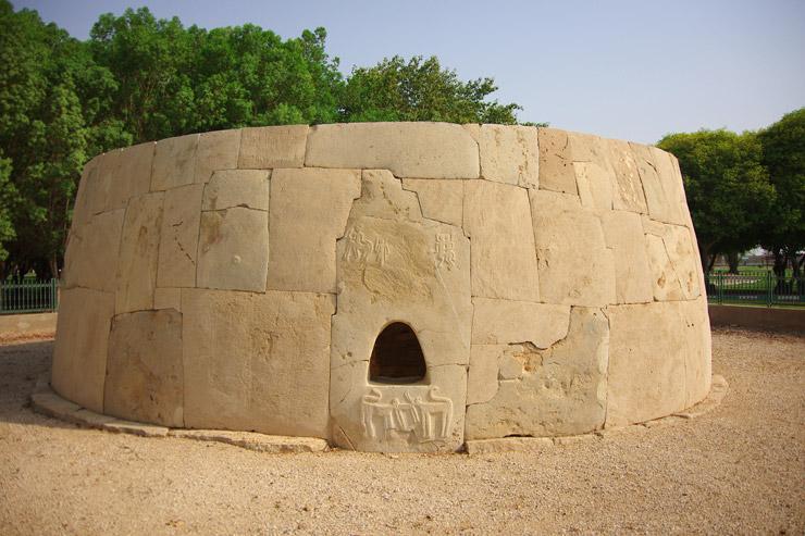 Hili Grand Tomb