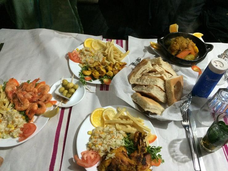 モロッコ旅飯07