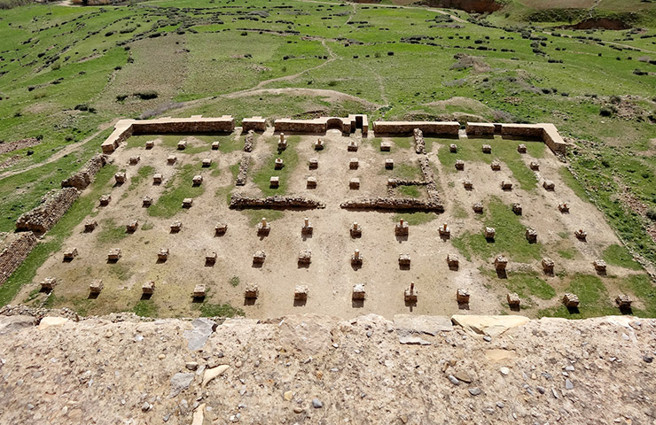 ベニ・ハンマド要塞