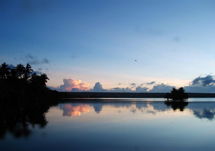 ソロモン諸島の世界遺産