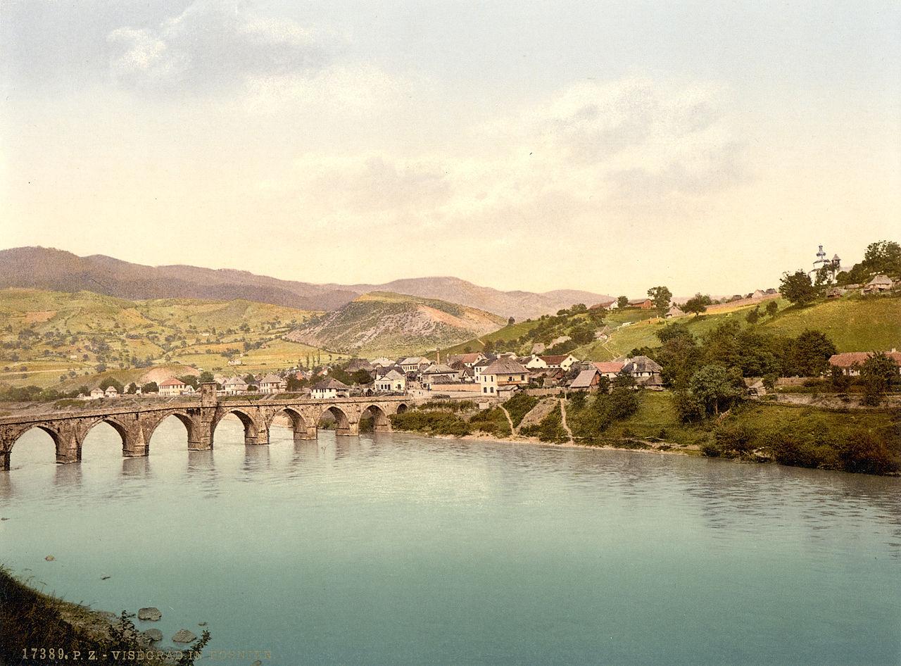 ヴィシェグラードのメフメド・パシャ・ソコロヴィッチ橋