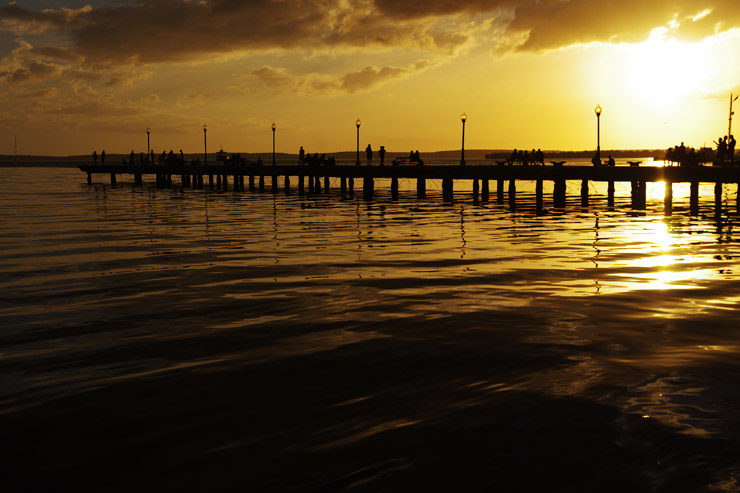 Muelle Real