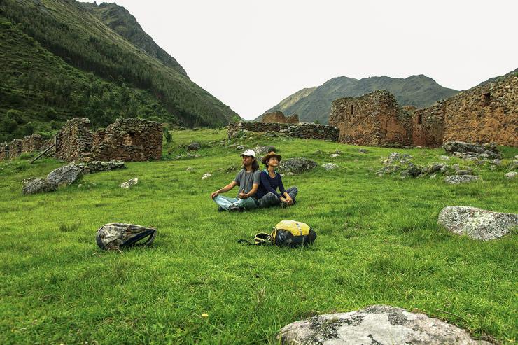誰もいないマニアックな遺跡 PUMAMARKA | オリャンタイタンボ
