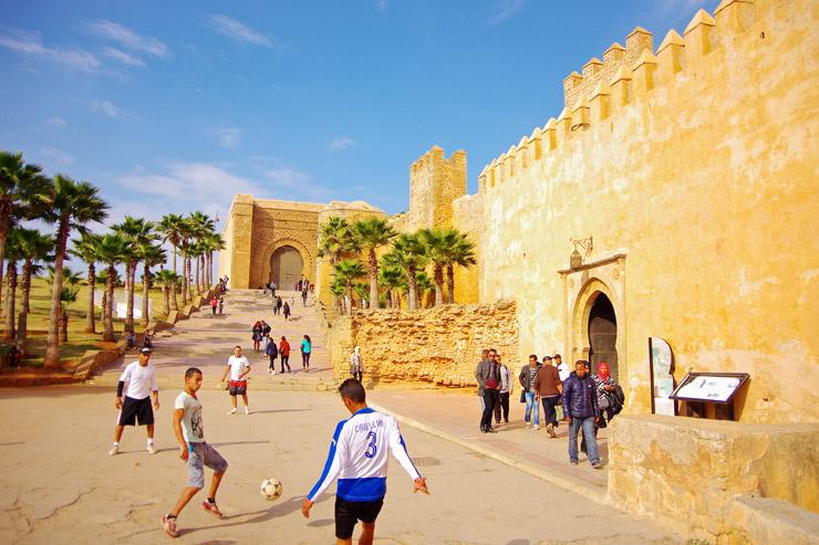 ラバト:近代都市と歴史的都市が共存する首都