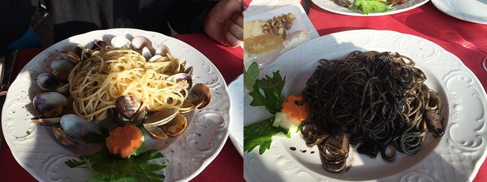 ヴェネツィアのレストラン
