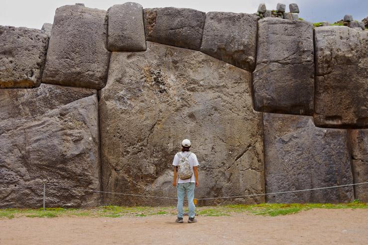 サクサイワマン (Saksaq Waman) | 世界遺産『クスコ市街』に登録されている巨大なインカの石組み