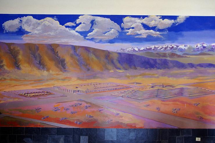 ティワナク:ティワナク文化の宗教的・政治的中心地 | ボリビアの世界遺産