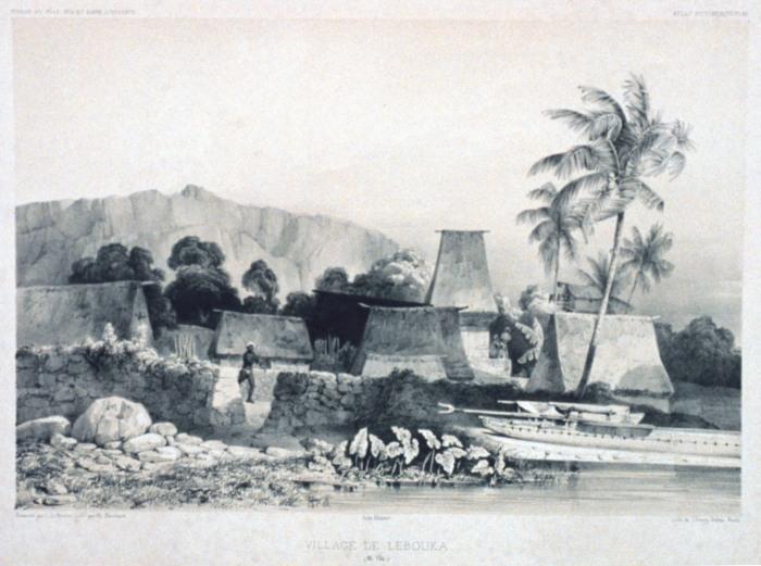 19世紀前半のレブカ