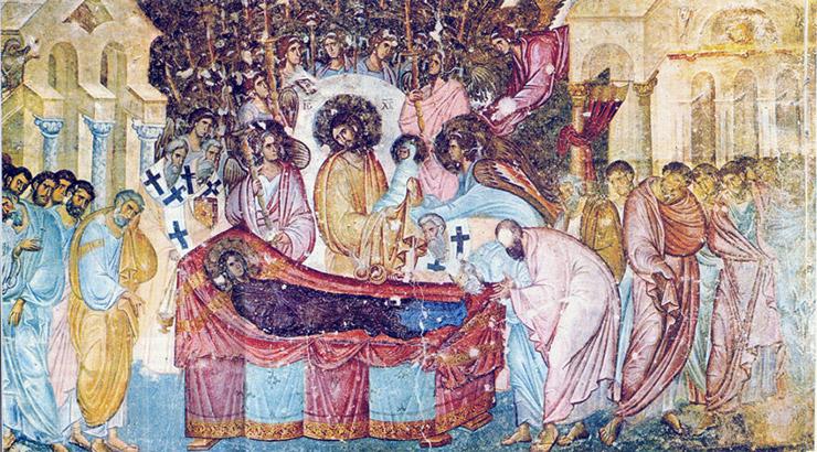『ソポチャニ修道院』セルビアで最も美しいと言われるフレスコ画