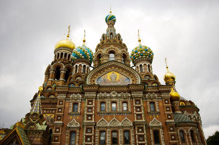 サンクト・ペテルブルグ歴史地区と関連建造物群 | ロシアの世界遺産