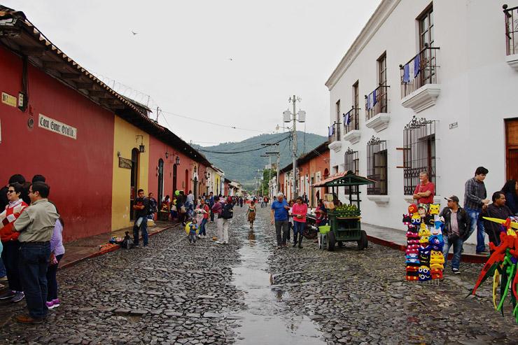 世界遺産『アンティグア・グアテマラ』