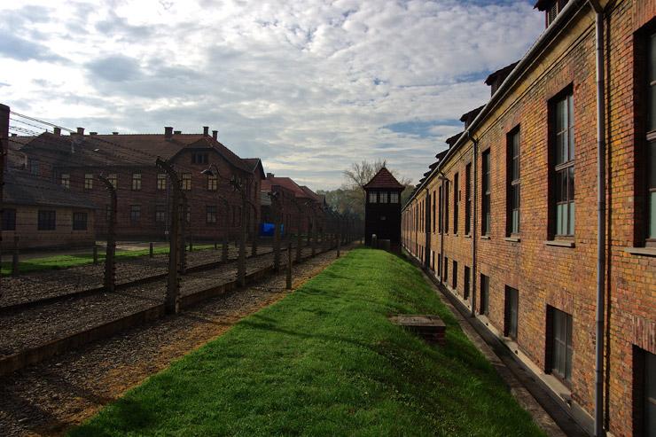 アウシュヴィッツ・ビルケナウ ナチスドイツの強制絶滅収容所