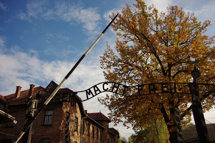 アウシュヴィッツ・ビルケナウ ナチスドイツの強制絶滅収容所(1940-1945) | ポーランドの世界遺産