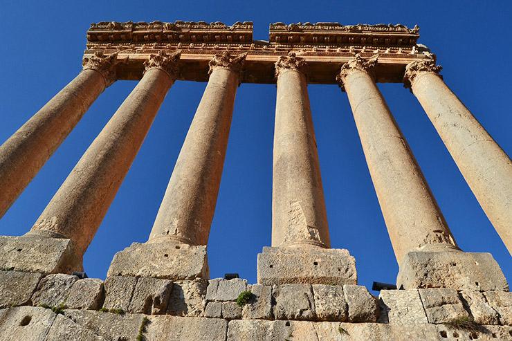 レバノンの世界遺産、一覧