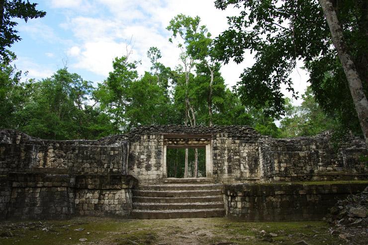 バラムク遺跡(Balamku)