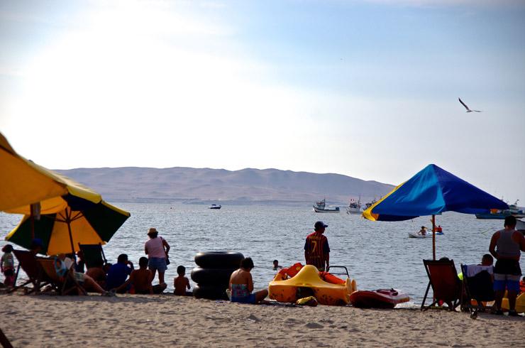 期待はずれのビーチリゾート『パラカス』