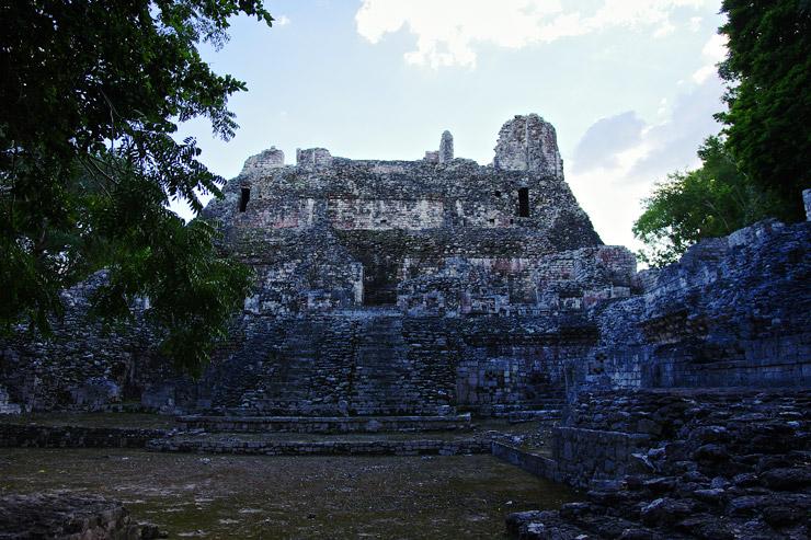 ベカン遺跡(Becán)