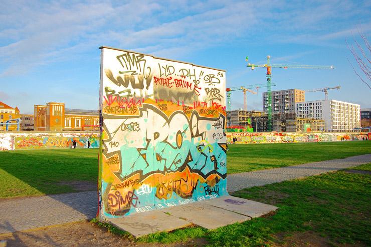 ベルリンの壁 イーストサイドギャラリー