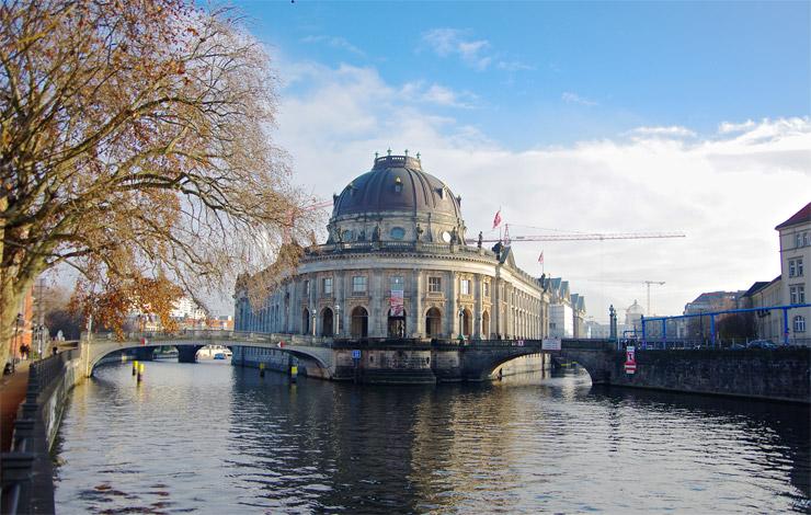 ベルリンのムゼウムスインゼル(博物館島) | ドイツの世界遺産