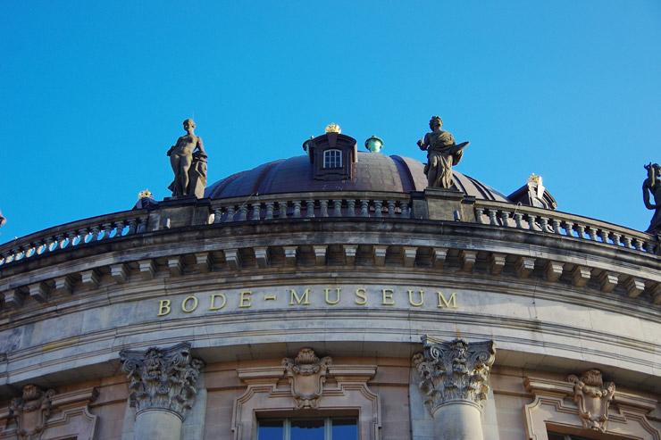 ボーデ博物館 (Bode Museum)
