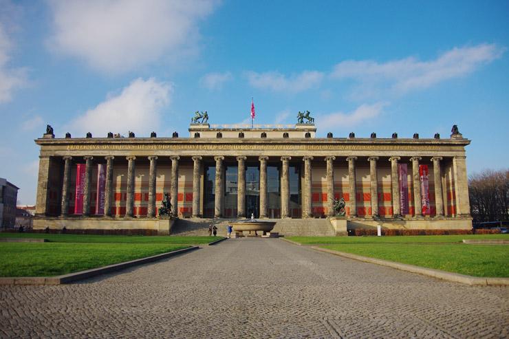 新博物館 (Neues Museum)