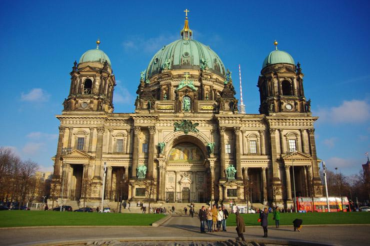 ベルリン大聖堂(Berlin Dom)