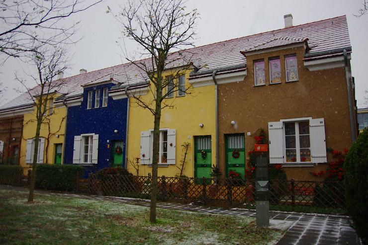 ファルケンベルク庭園集合住宅 (Gartenstadt Falkenberg)