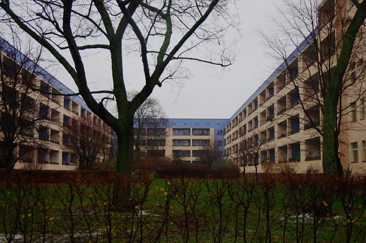 カール・レギエン集合住宅 (Wohnstadt Carl Legien)