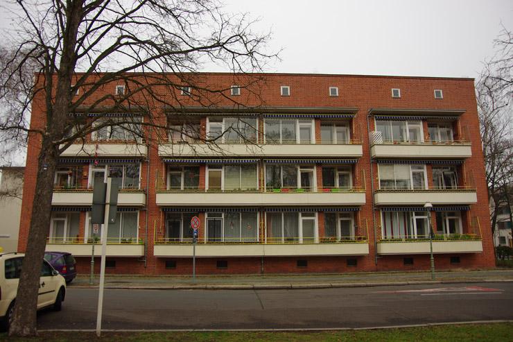 シラー公園の集合住宅 (Siedlung Schillerpark)