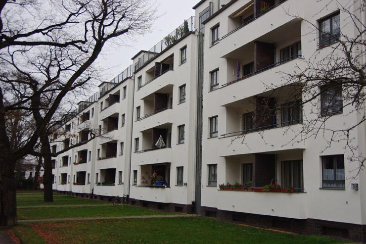ジーメンスシュタット集合住宅 (Großsiedlung Siemensstadt)