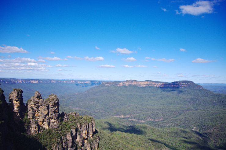 グレーター・ブルー・マウンテンズ地域 | オーストラリアの世界遺産