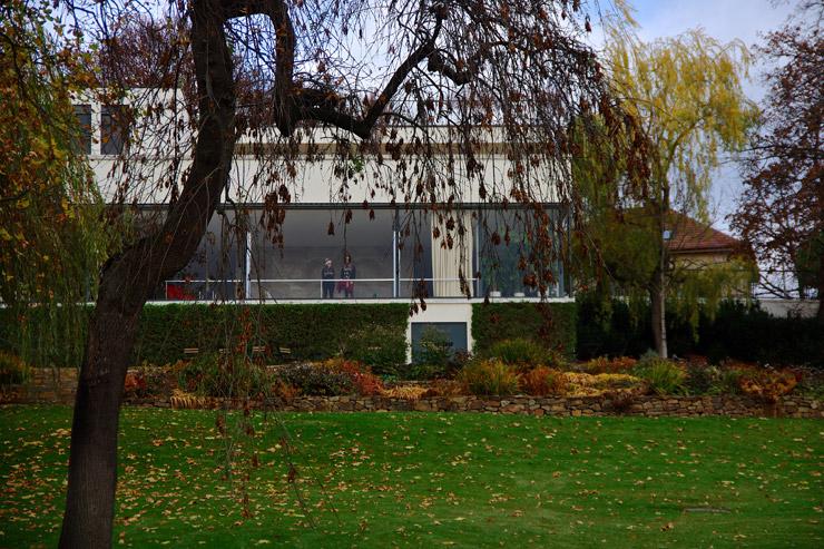 ブルノのツゲンドハット邸(トゥーゲントハット邸)