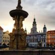 チェスケー・ブジェヨビツェを起点にチェコの世界遺産をまわる