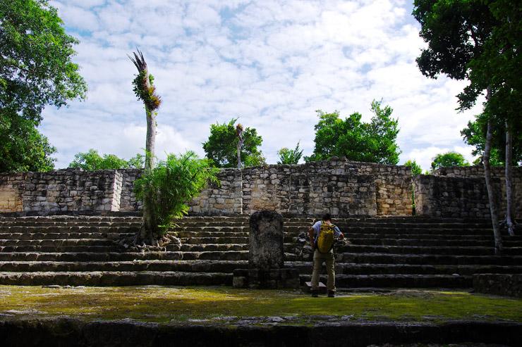 カラクムル遺跡