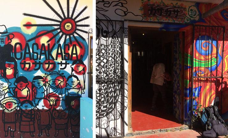 サンクリストバルにある日本人宿 CASA KASA