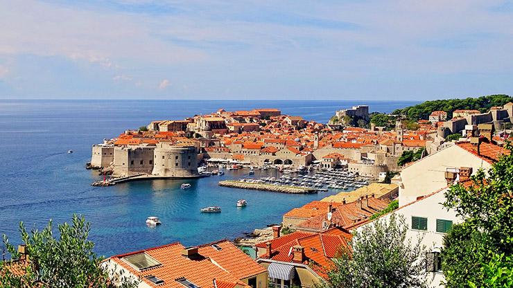 クロアチアの世界遺産一覧