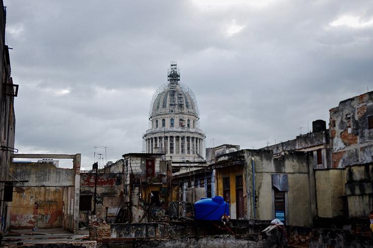 キューバの治安