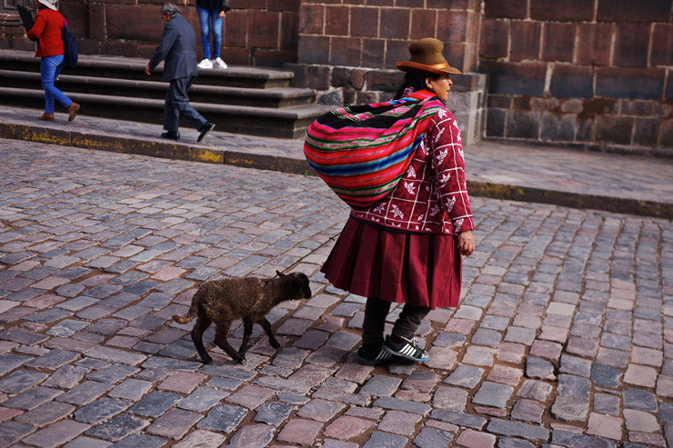インカの末裔