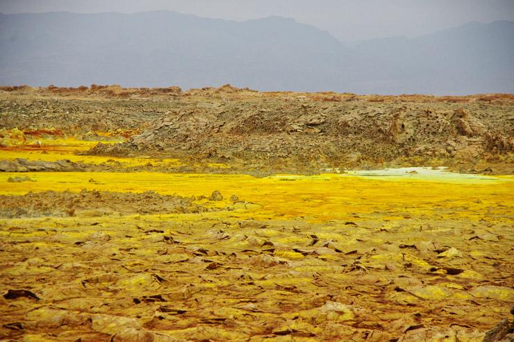 ダロール火山