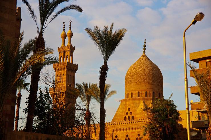 エジプト、カイロにて